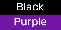 Black/Purple