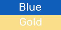Blue/ Gold